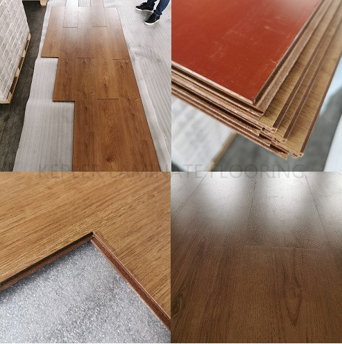 Kepler laminate flooring inspection before export